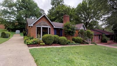 Nashville Single Family Home For Sale: 3017 Blackwood Dr