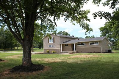 Shelbyville Single Family Home For Sale: 1428 Highway 64 W