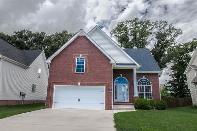 Fields Of Northmeade Single Family Home Active Under Contract: 2996 Brewster Dr