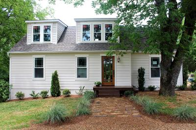 Nolensville TN Single Family Home For Sale: $424,500