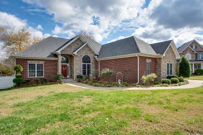 Williamson County Single Family Home For Sale: 7307 Hudgins Ct