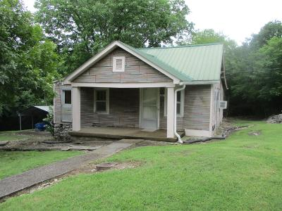 Watertown TN Single Family Home Active Under Contract: $75,000