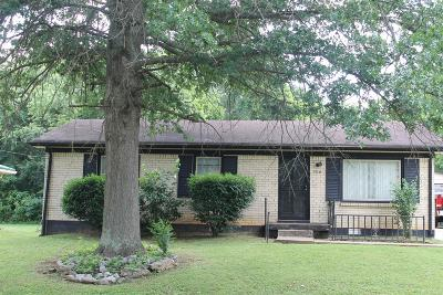 Robertson County Single Family Home For Sale: 704 Hayes St