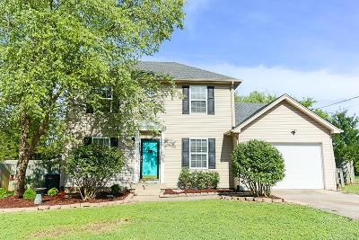 Rutherford County Single Family Home For Sale: 1435 Tuffnell Dr