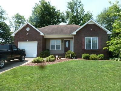 Robertson County Single Family Home Active Under Contract: 702 Arabian Ln