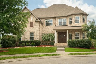 Spring Hill Single Family Home Active Under Contract: 5007 Perth Ct