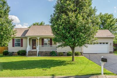Columbia Single Family Home For Sale: 1623 Robert Rd