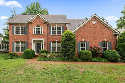 Brentwood TN Single Family Home For Sale: $475,000