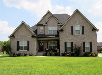 Rutherford County Single Family Home For Sale: 1205 Corina Court Lot 17