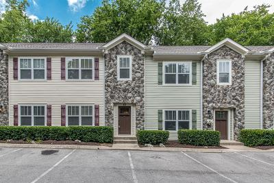 Franklin Condo/Townhouse Active Under Contract: 412 Alicia Dr