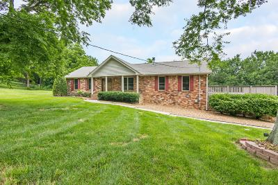 Goodlettsville Single Family Home For Sale: 411 Northwind Ct