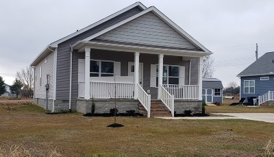 Smithville TN Single Family Home For Sale: $159,900