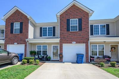 Rutherford County Condo/Townhouse For Sale: 4812 Octavia St