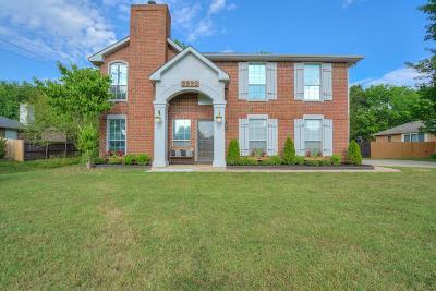 Murfreesboro Single Family Home For Sale: 2230 Tedder Blvd