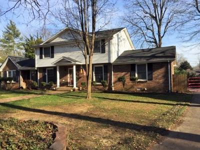 Clarksville Single Family Home For Sale: 131 Madison Ter
