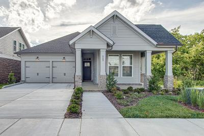Hendersonville Single Family Home For Sale: 117 Saddlewood Ln