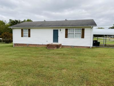 Smithville TN Single Family Home For Sale: $134,900