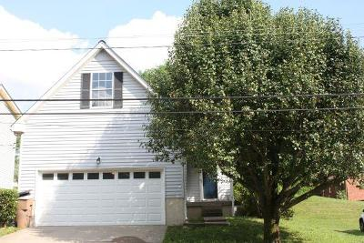Antioch Single Family Home For Sale: 604 Maple Top Dr