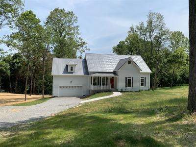 Springfield Single Family Home For Sale: 8043 Owens Chapel