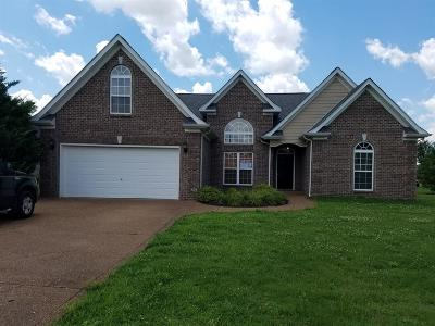 Rutherford County Single Family Home For Sale: 1120 Remuda Cir