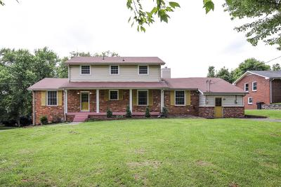 Hendersonville Single Family Home For Sale: 108 Earline Dr