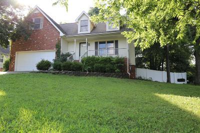 Smyrna Single Family Home For Sale: 108 Saint Christopher Dr