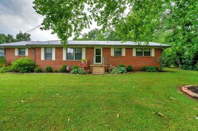 Shelbyville Single Family Home Active Under Contract: 402 South Valley Road