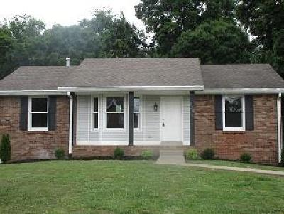 Clarksville Single Family Home For Sale: 234 Centennial Dr