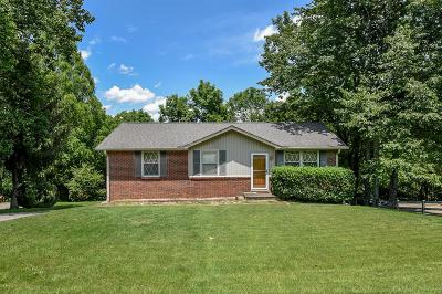Hendersonville Single Family Home Active Under Contract: 147 Two Valley