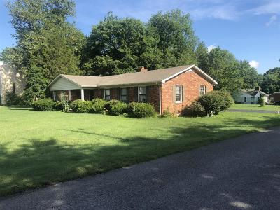 Gallatin Single Family Home Active Under Contract: 830 Hartsville Pike