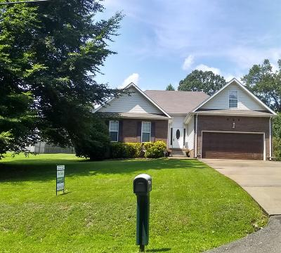 Clarksville Single Family Home For Sale: 455 Wooten Rd