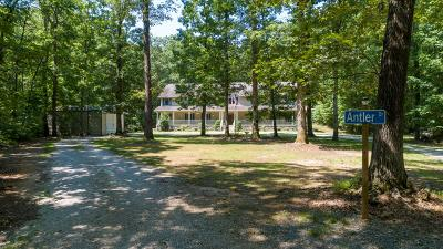 Altamont Single Family Home Active Under Contract: 4870 Deer Run Rd