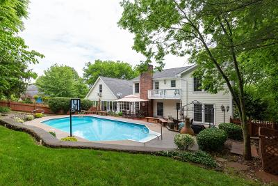 Hendersonville Single Family Home For Sale: 101 Stoney Brook Way