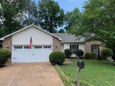 Antioch Single Family Home Active Under Contract: 608 Brantley Ct