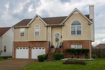 Antioch Single Family Home Active Under Contract: 6209 Rocky Top Dr