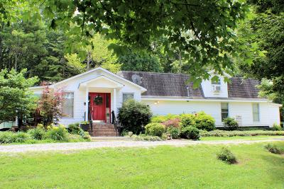 Decherd Single Family Home For Sale: 5430 Greenhaw Rd