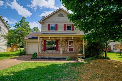 Hermitage Single Family Home Active Under Contract: 1569 Market Sq