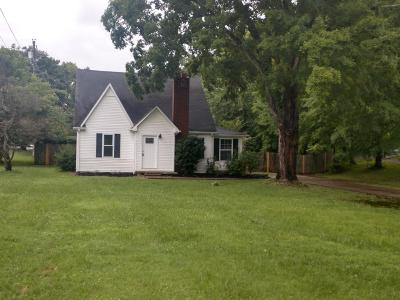 Clarksville Single Family Home For Sale: 2270 Old Ashland City Rd