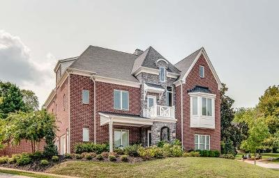 Franklin Single Family Home Active Under Contract: 126 Richards Glen Dr