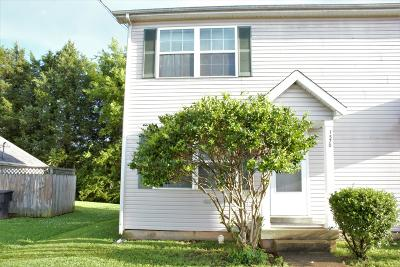Murfreesboro Single Family Home For Sale: 1570 Chariot Dr