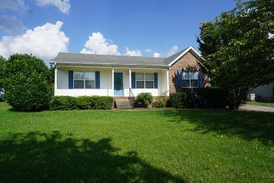 Portland Single Family Home Active Under Contract: 112 Bryan James Ln