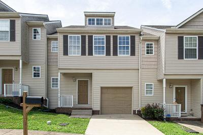 Antioch Condo/Townhouse Active Under Contract: 640 Pippin Dr