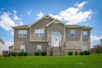 Clarksville Single Family Home For Sale: 1432 Mutual Dr