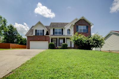 Clarksville Single Family Home For Sale: 3118 Westchester Dr