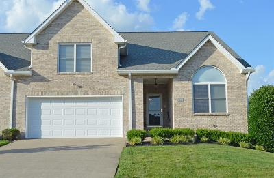Clarksville Condo/Townhouse Active Under Contract: 41 Abby Lynn Circle #41