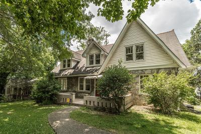 Nashville Single Family Home For Sale: 2217 30th Ave S