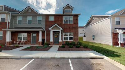 Spring Hill Condo/Townhouse For Sale: 3008 Bellflower Cir