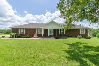 Ashland City Single Family Home Active Under Contract: 1610 Highway 49 E