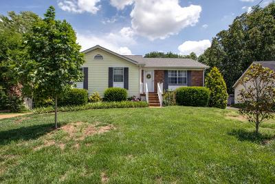 Antioch Single Family Home For Sale: 3336 Towneship Rd