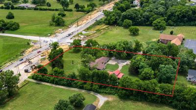 Brentwood Residential Lots & Land For Sale: 1219 Franklin Rd